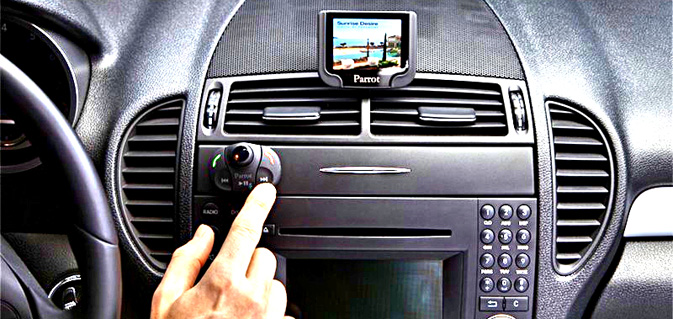 Hands Free Bluetooth Car Kits